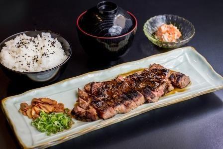 A3 Wagyu Sirloin Steak Set